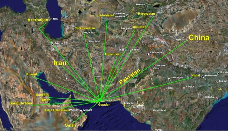 Gwadar Port A New International Trade Route