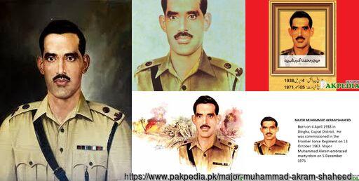 Major Muhammad Akram Shaheed
