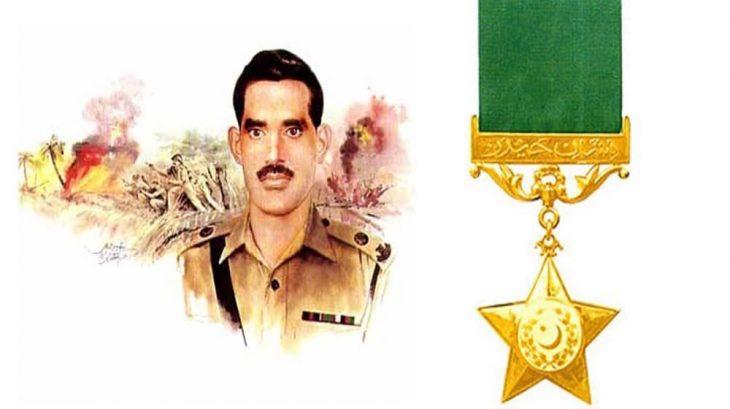 Pakistan Army Honours Maj. Muhammad Akram Shaheed