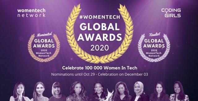 Pakistani Women Who Rocked the WomenTech Global Awards 2020