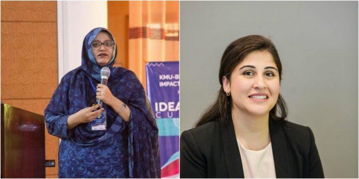Pakistani women win big at the International WomenTech Global Awards 2020