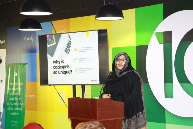 Pakistan's Success Stories Faiza Yousuf -Tech