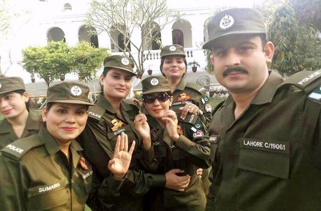 Punjab Police in pakistan