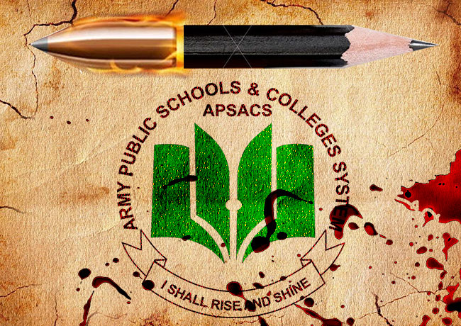 Tribute to the APS martyrs