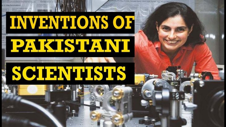 discoveries of Pakistani scientists