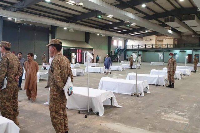 pakistan-isolation-centre
