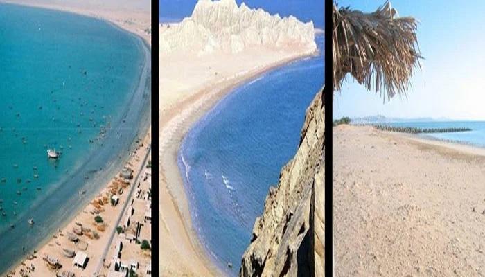 exotic beaches of Balochistan and Karachi
