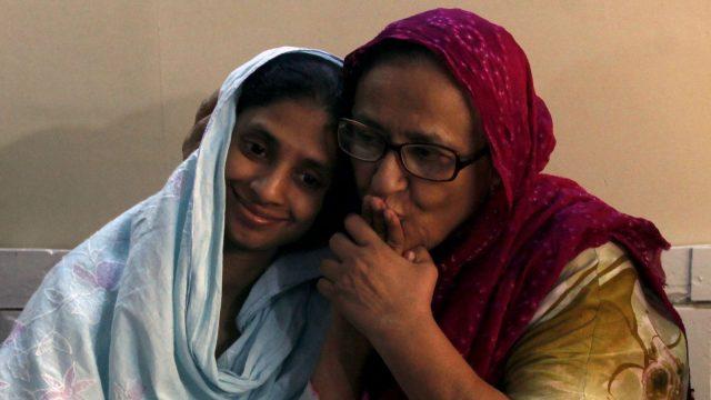 Bilquis Edhi honoured with Mother Teresa Award in India