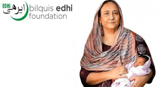 Bilquis Edhi shortlisted for 'Person of Decade' award