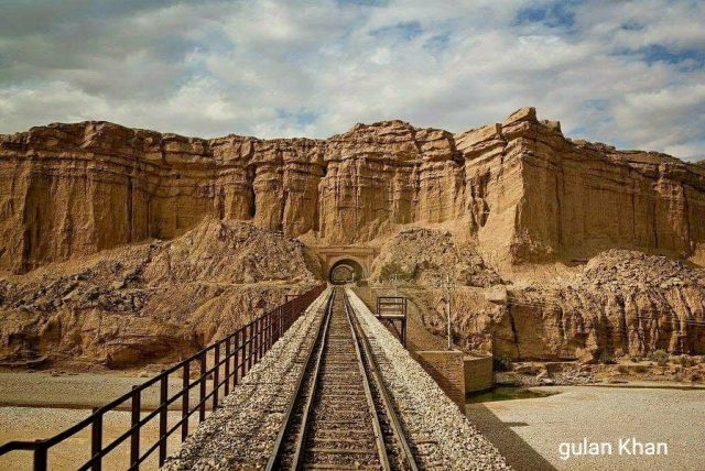 Costal highway Makran Balochistan Pakistan