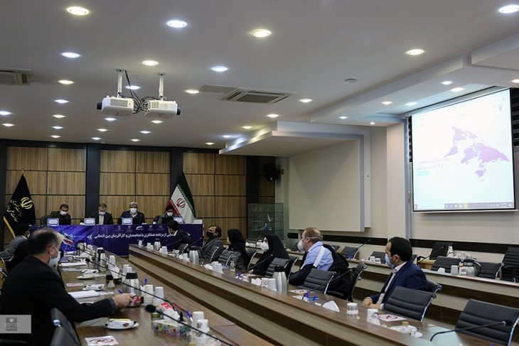 حضور کارآفرین پاکستانی در برنامه همکاری با متخصصان و کارآفرینان بینالمللی