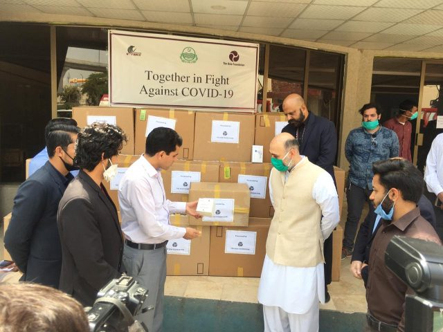 Hygiene Kits for Covid-19 Response in Pakistan