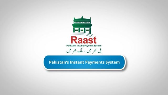 PM launches 'Raast' Instant Payment System in Pakistan
