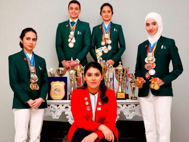 Pakistani girl wins World Memory Championship 2020