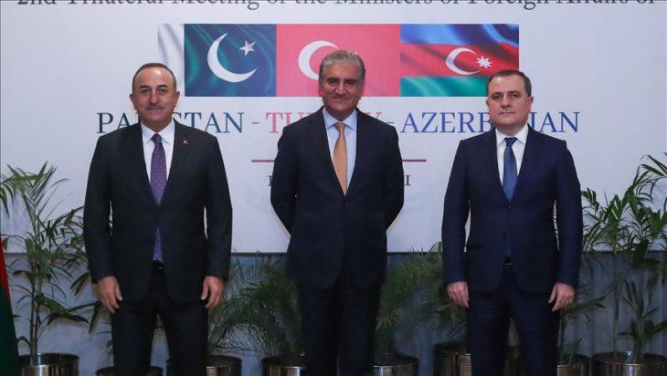 Turkey, Pakistan, Azerbaijan agree to stem Islamophobia