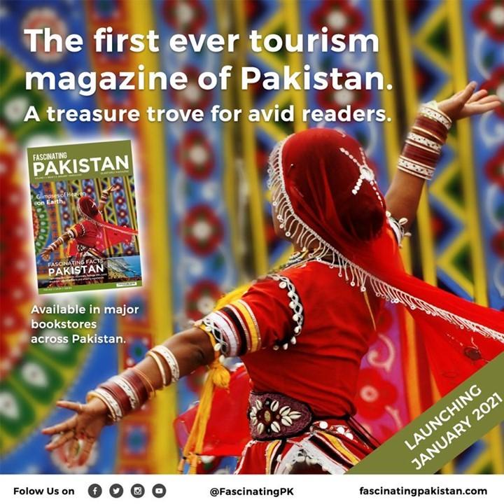 UK-based magazine, Fascinating Pakistan, to promote tourism in Pakistan 2
