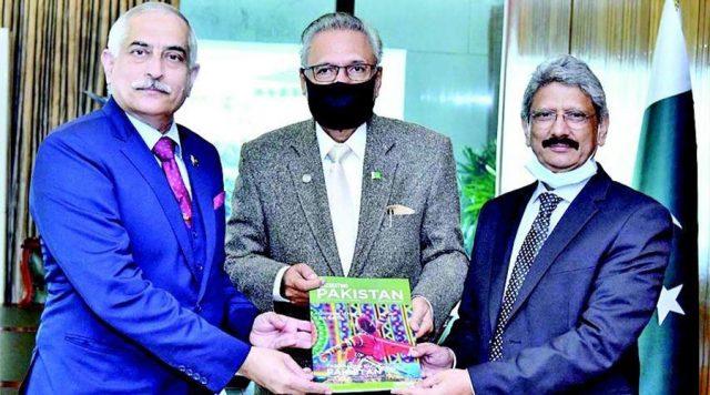 UK-based magazine, Fascinating Pakistan, to promote tourism in Pakistan