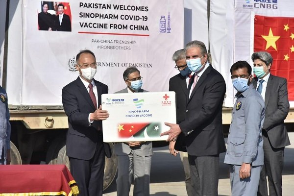 First batch of Covid-19 vaccine arrives in Pakistan
