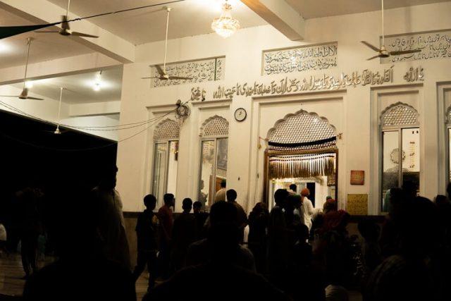 Madho lal Hussain Shrine