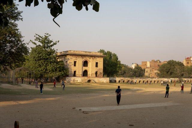 Tomb of Nadira Begum