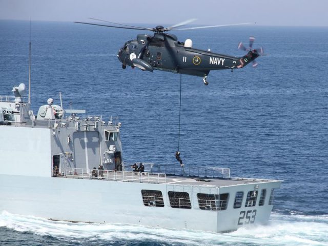 45 international navies coming to Pakistan for 'Aman 21'