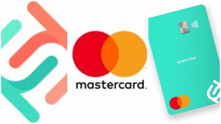 MasterCard in Partnership with SadaPay introduce Pakistan's 1st numberless Debit Card.