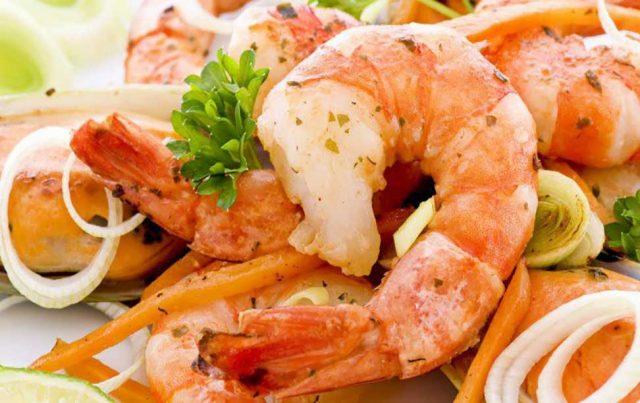 pakistani Sea food