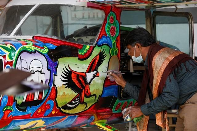 Truck Art becoming one of Pakistan's best-known cultural exports