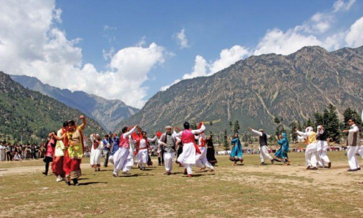 جشنواره دره سوات