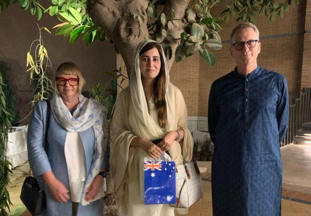 Australia gifts a Miyawaki forest to Pakistan