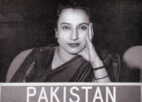 Begum Shaista Ikramullah