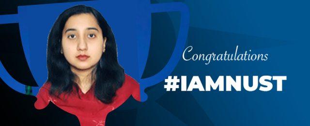 Dr. Rafia Mumtaz SEECS, NUST, Won Women of Wonder Award in 2021