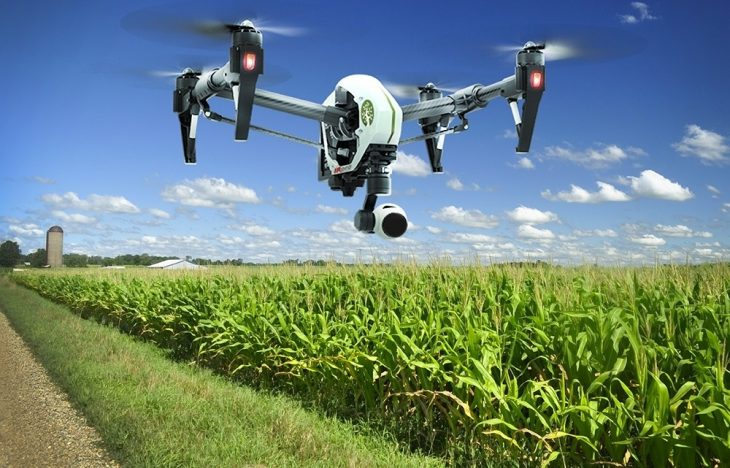 Drone Technology Is A Game-Changer For Farming