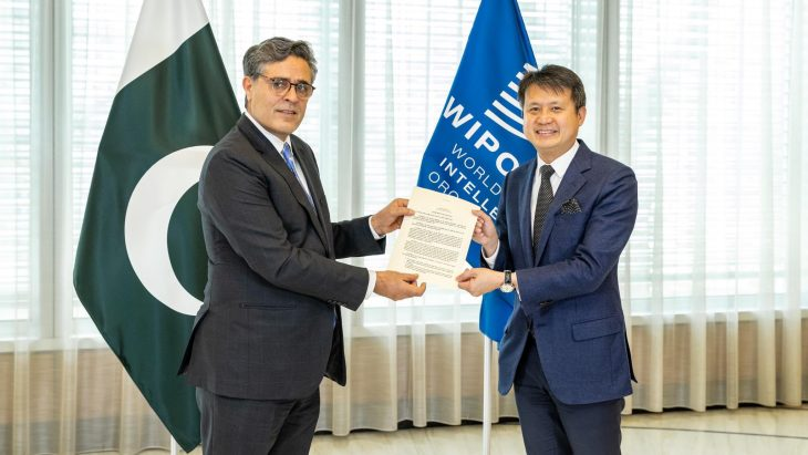 Pakistan formally joins Madrid System to protect trademarks in 124 countries