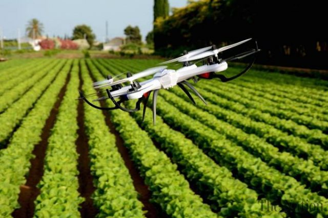 Punjab government to introduce drone technology in agriculture sector