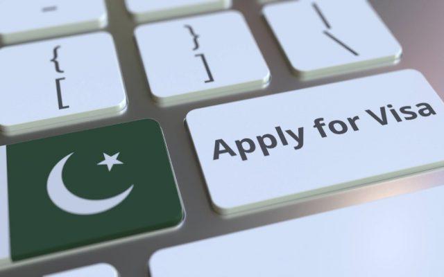 ویزاهای کوتاه مدت پاکستان