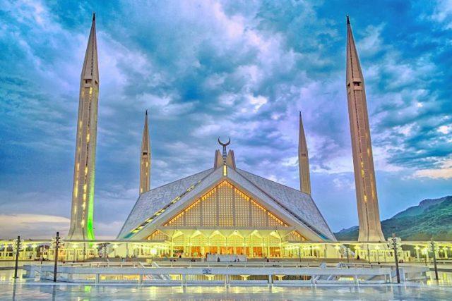 Beautiful Masjid in beautiful city