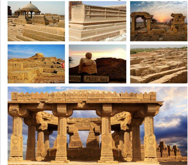 Ancient Heritage IN PAKISTAN