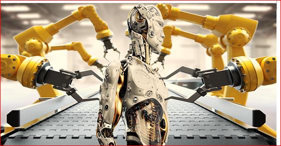 Future of Robots and AI