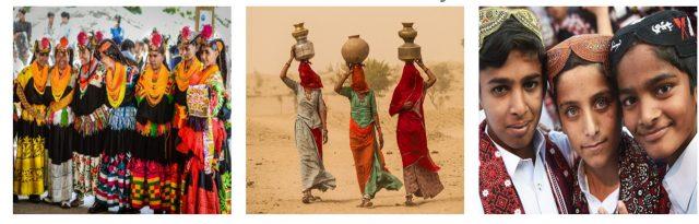 Ethnic Diversity IN PAKISTAN