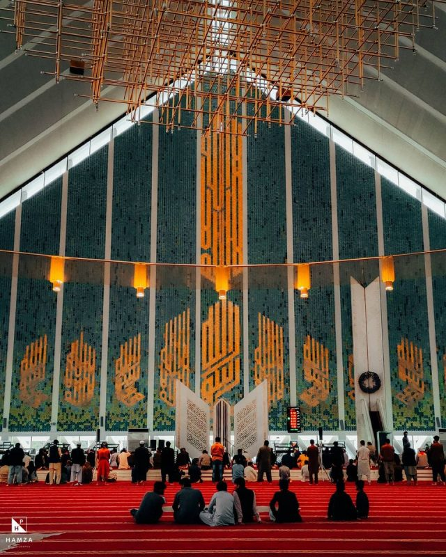 Pakistan's Faisal Mosque Listed Among top 50 Most Beautiful Buildings in the World