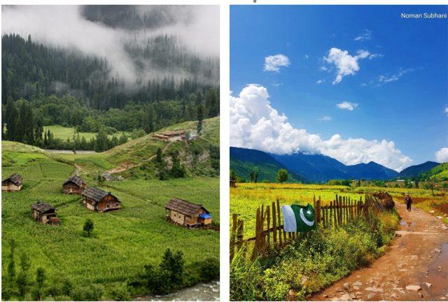 Landscape IN Pakistan