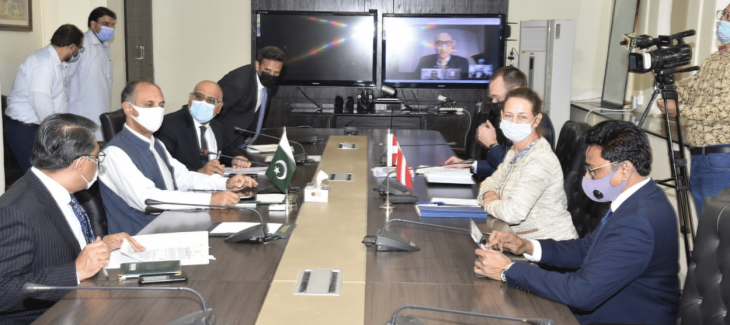 Pakistan and Denmark to Collaborate on Green Energy Projects
