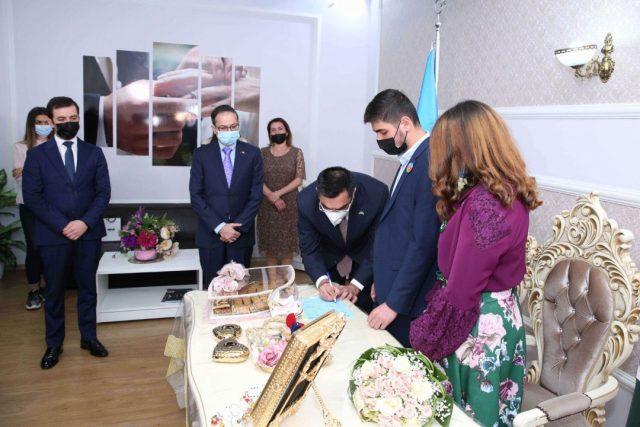 International Marriag between pakistan and Azerbaijan