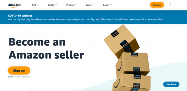 Easy Steps to Open Amazon Sellers Account from Pakistan