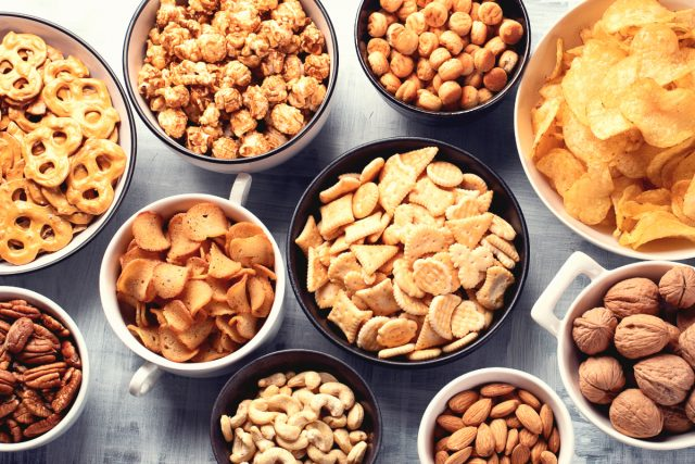 Pack Healthy Snack for the Road