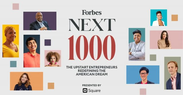 Mariam Pakistani woman makes it to Forbes Next 1000 List