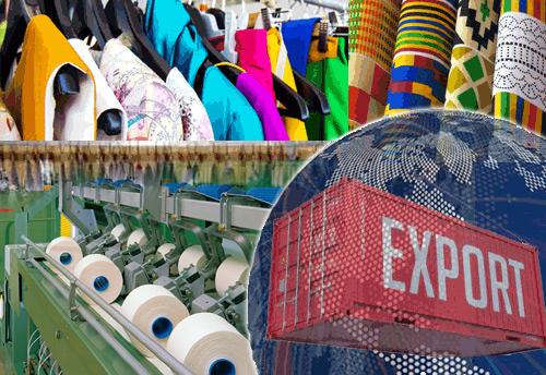 Enhancing textile exports