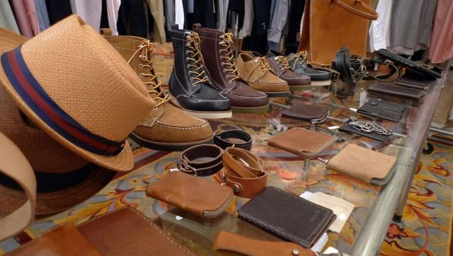 Exports of Manufactured Leather Goods Grow