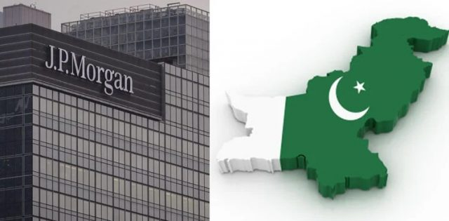 JP Morgan called Pakistan a better country for investment